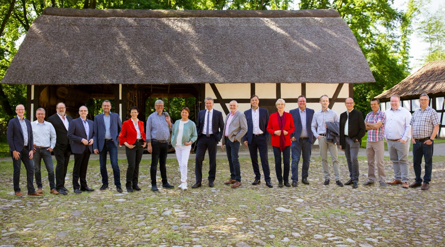 Einladung zum Dialog-Frühstück der CDU Rahden